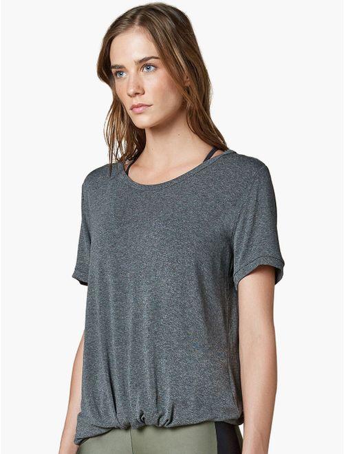 Camiseta Manga Curta Mescla