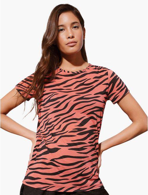 Camiseta  Estampada Tiger