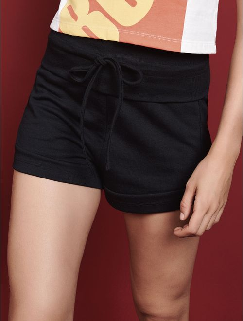Shorts Liso Comfort